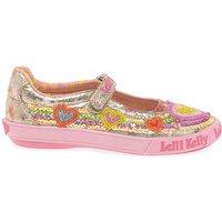 Lelli Kelly Mila Dolly Heart Shoes