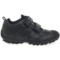 Geox Savage Junior G Fit School Shoes.