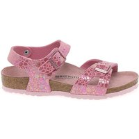 Birkenstock Rio Girls Pink Sandals