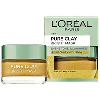 L'Oreal Pure Clay Bright Mask