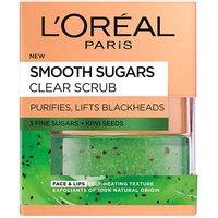 LOreal Smooth Sugar Clear Scrub