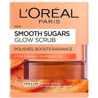 LOreal Smooth Sugar Glow Scrub
