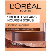 L'Oreal Smooth Sugar Nourish Scrub