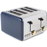 Salter Royal Gold 4 Slice Toaster