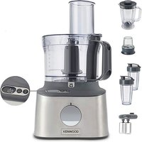 Kenwood Food Processor with Accessories.