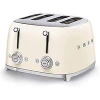 Smeg TSF03 4 Slice Cream Toaster.