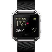 Fitbit Blaze Smartwatch Black Small