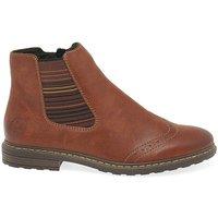 Rieker Lennon Standard Fit Chelsea Boots.
