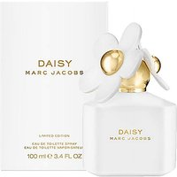 Image of Marc Jacobs Daisy White Edition