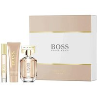 Image of Hugo Boss The Scent For Her Gift Set