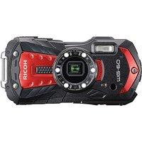 Ricoh WG-60 Waterproof Digital Camera.