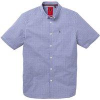 Luke Sport Gingham Stretch Shirt Reg