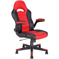 Home Raptor Faux Leather Gaming Chair.