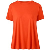 Orange Short Sleeve Swing T-shirt
