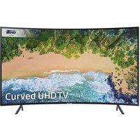 Samsung UE65NU7300KXXU 65 Curved 4K TV.
