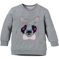 KD MINI Longline Sweatshirt (2-7 year