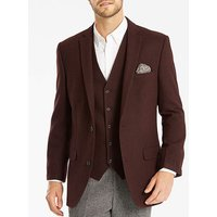 Jacamo Tweed Wool Blazer R