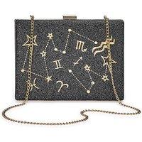 Star Sign Clutch Bag