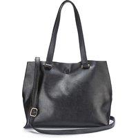 Mia Black Shopper Bag