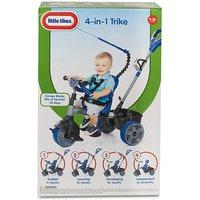 'Little Tikes 4-in-1 Trike Blue