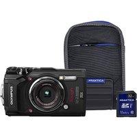 Olympus TG-5 Tough Camera Kit