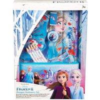 Disney Frozen 2 Bumper Stationery Set.