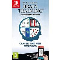 Dr Kawashimas Brain Training Switch.