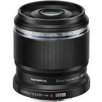 Olympus M.Zuiko Digital 30mm Macro Lens
