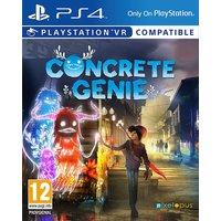 Concrete Genie PS4.