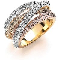Buckley London Strand Sparkle Pave Ring