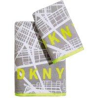DKNY City Map Towel.