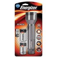 Energizer 100 Lumen Metal LED Torch.