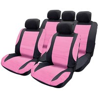 Streetwize Think Pink Seat Cover Set