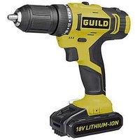 Guild 1.5AH Li-Ion Cordless Drill Driver