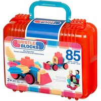 Bristle Blocks 85 Pieces
