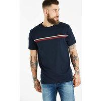 Ben Sherman Chest Stripe T-Shirt Reg
