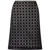 James Lakeland Cutwork Skirt.