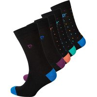 Pierre Cardin Pack of 5 Design Socks