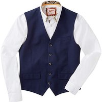 Joe Browns Mini Check Suit Waistcoat L