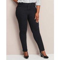 Petite Black Everyday Slim Leg Jeans