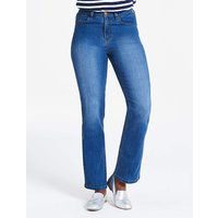 Petite Blue Everyday Bootcut Jeans