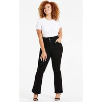 Petite Shape and Sculpt Bootcut Jeans