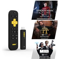 'Now Tv Smart Stick With 1 Month Cinema