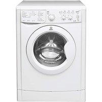 Indesit IWDC6125 6+5kg Washer Dryer.