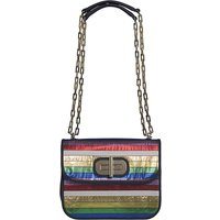 Image of Tommy Hilfiger Leather Rainbow Bag