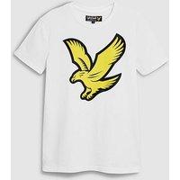 Lyle and Scott Boys White Eagle T-Shirt