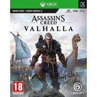 Assassins Creed Valhalla Xbox Series X