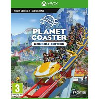 Planet Coaster Console Edition Series X