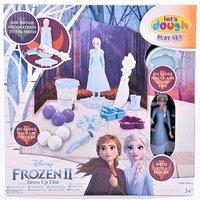 Disney Frozen 2 Elsa Dough Scene.