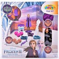 Disney Frozen 2 Anna Dough Scene.
